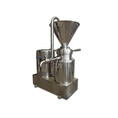 Sanitary Stainless Steel Food Colloid Mill Machine Grinding Machine