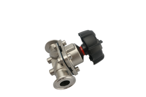 Popular Stainless Steel Gemu Straight Way Diaphragm Valve