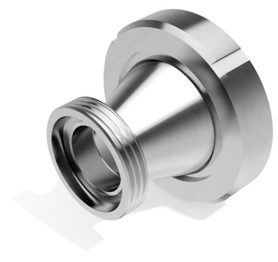 Sanitary Stainless Steel Concentric Thread Female Male Reducer