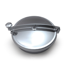 Stainless Steel Round Manway Cover Stainless Steel Wheel