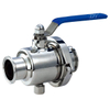 China Stainless Steel Sanitary Non Retention Ball Valve