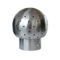 Sanitary Stainless Steel Fixed CIP Spray Ball